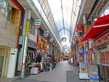 京浜蒲田商店街「あすと」